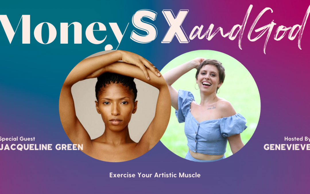 Exercise Your Artistic Muscle with Jacqueline Green